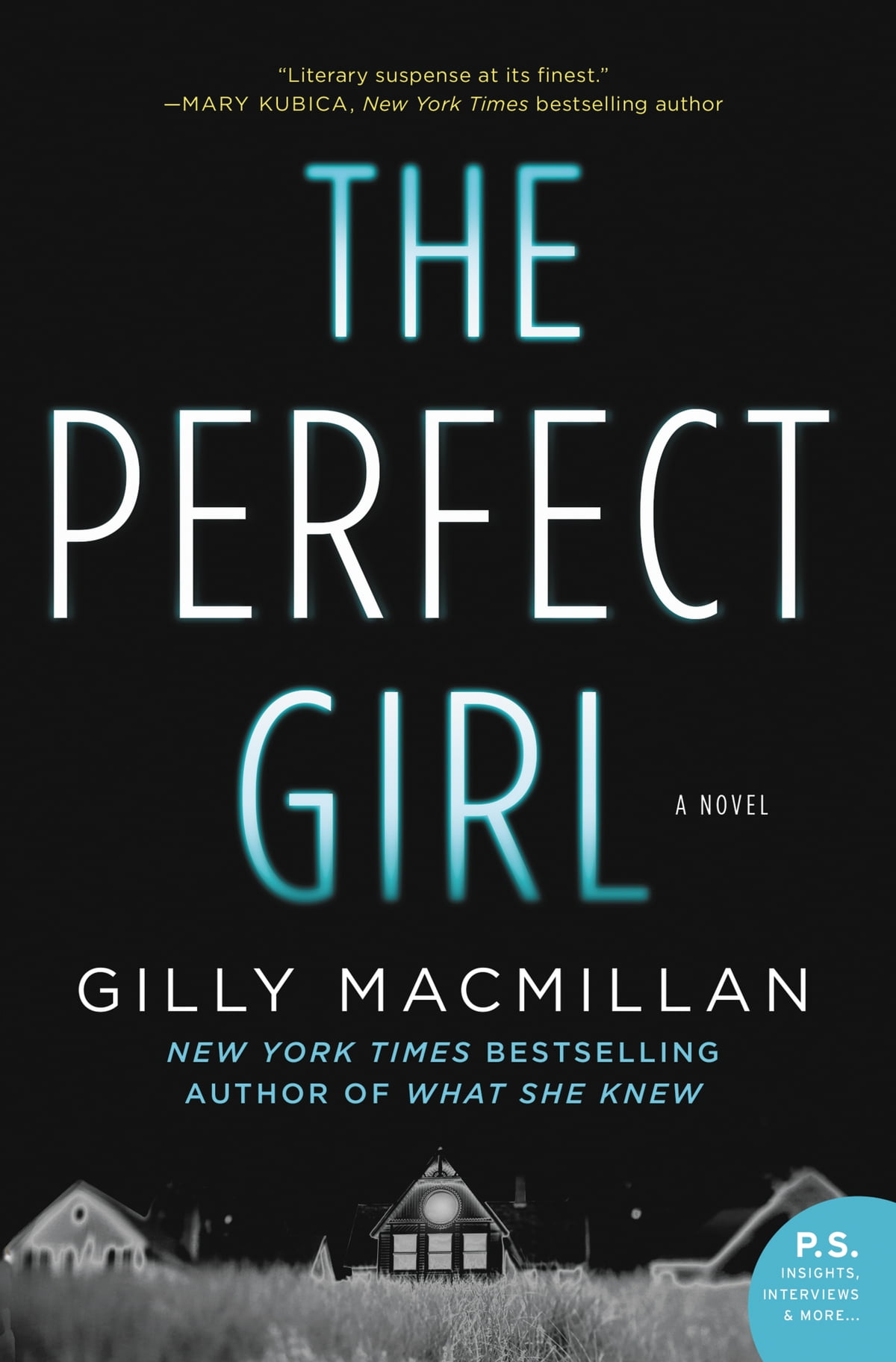The Perfect Girl  A Novel Ebook By Gilly Macmillan