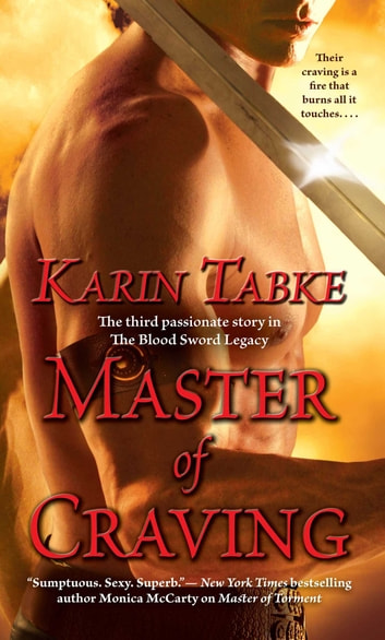 Master of Craving ebook by Karin Tabke