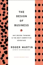 Design of Business ebook by Roger L. Martin