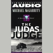 The Judas Judge audiobook by Michael McGarrity