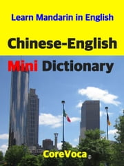 Chinese-English Mini Dictionary - How to learn essential Mandarin Chinese vocabulary in English for school, exam, and business ebook by Taebum Kim