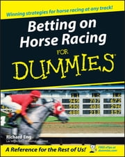 Betting on Horse Racing For Dummies ebook by Kobo.Web.Store.Products.Fields.ContributorFieldViewModel