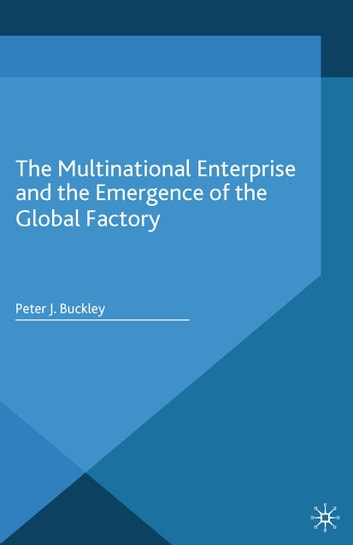emergence of the globally integrated business