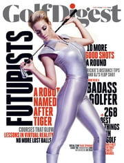 Golf Digest - Issue# 6 - Conde Nast magazine