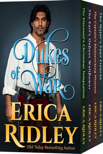 Dukes of War (Books 1-4) Boxed Set ebook by Erica Ridley