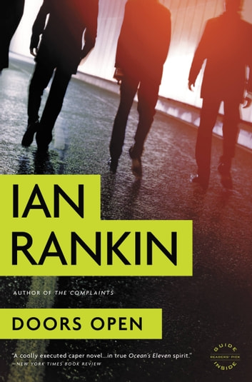 Doors Open ebook by Ian Rankin