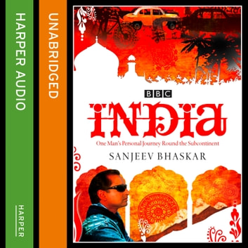 India with Sanjeev Bhaskar audiobook by Sanjeev Bhaskar