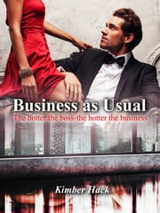 Business as Usual ebook by Kimber Hack