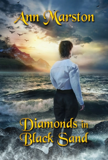 Diamonds in Black Sand ebook by Ann Marston