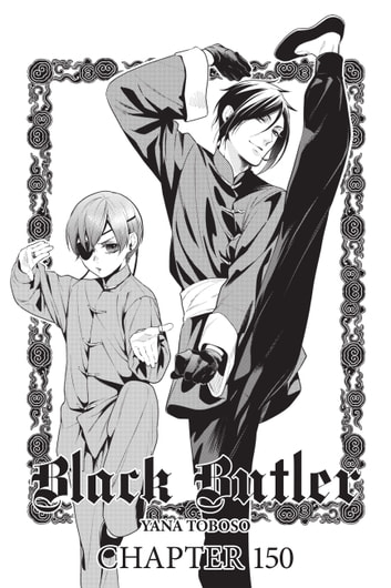 Black Butler, Chapter 150 ebook by Yana Toboso