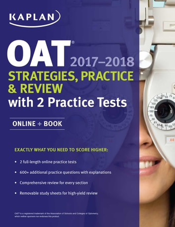 Oat 2017 2018 strategies practice review with 2 practice tests oat 2017 2018 strategies practice review with 2 practice tests online fandeluxe Image collections