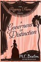 A Governess of Distinction ebook by