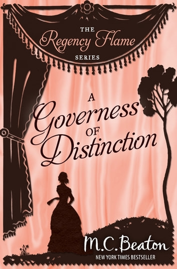 A Governess of Distinction ebook by M.C. Beaton