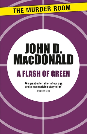 A Flash of Green ebook by John D. MacDonald