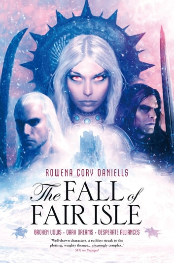 The Fall of Fair Isle ebook by Rowena Cory Daniells