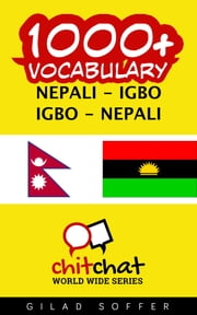 1000+ Vocabulary Nepali - Igbo ebook by Gilad Soffer