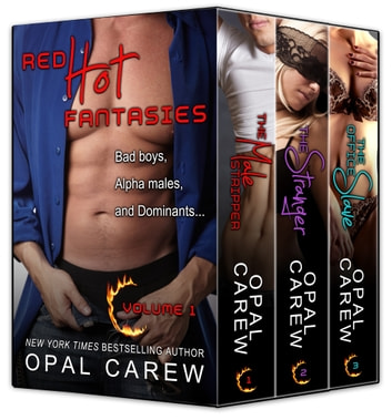 Red Hot Fantasies, Volume 1 ebook by Opal Carew