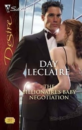 The Billionaire's Baby Negotiation ebook by Day Leclaire