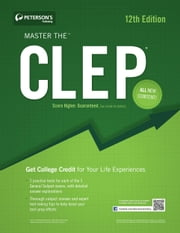 Master the Natural Sciences CLEP Test - Part VI of VI ebook by Peterson's