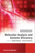 Molecular Analysis and Genome Discovery ebook by Ralph Rapley,Stuart Harbron
