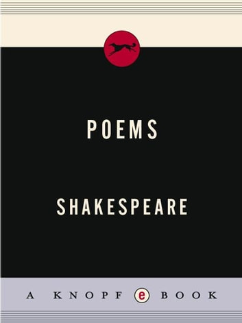 Shakespeare: Poems 電子書 by William Shakespeare