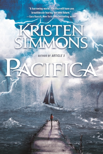 Pacifica ebook by Kristen Simmons