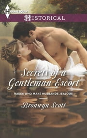 Secrets of a Gentleman Escort ebook by Bronwyn Scott