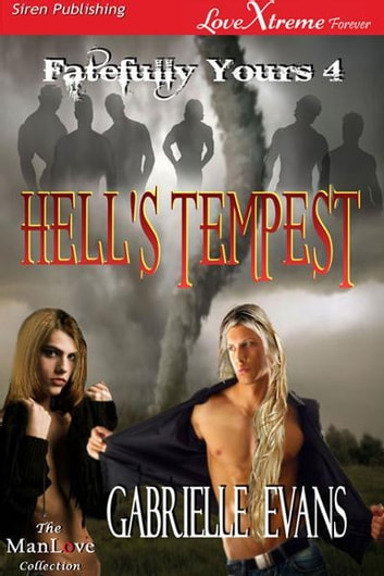 Hell's Tempest ebook by Gabrielle Evans
