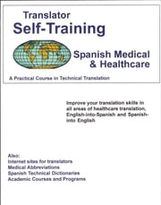 Translator Self-Training--Spanish Medical ebook by Morry Sofer
