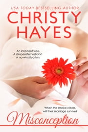 Misconception ebook by Christy Hayes