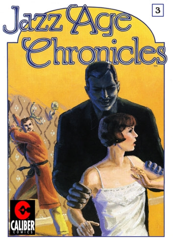 Jazz Age Chronicles #3 ebook by Ted Slampyak