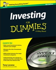 Investing for Dummies - UK ebook by Tony Levene