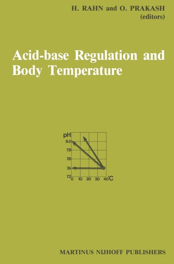 Acid-Base Regulation and Body Temperature ebook by