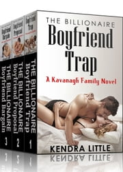 The Kavanagh Family Series Box Set - Books 1-3 ebook by Kendra Little