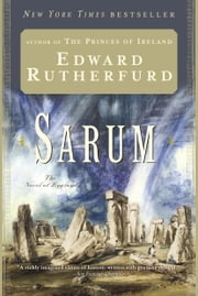 Sarum - The Novel of England ebook by Edward Rutherfurd