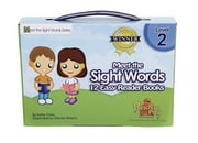 Meet the Sight Words Level 2 Easy Reader Books (set of 12 books) ebook by Kathy Oxley