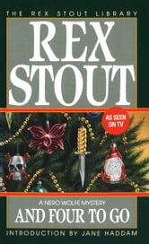 And Four to Go ebook by Rex Stout