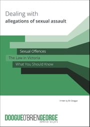 Dealing With Allegations of Sexual Assault ebook by Bill Doogue