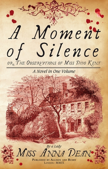 A Moment of Silence - The irresistible historical whodunnit ebook by Anna Dean