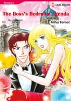 The Boss's Bedroom Agenda (Harlequin Comics) - Harlequin Comics ebook by Nicola Marsh, Miho Tomoi