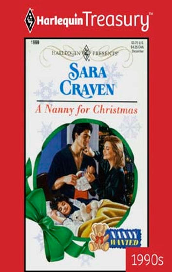 A Nanny For Christmas ebook by Sara Craven