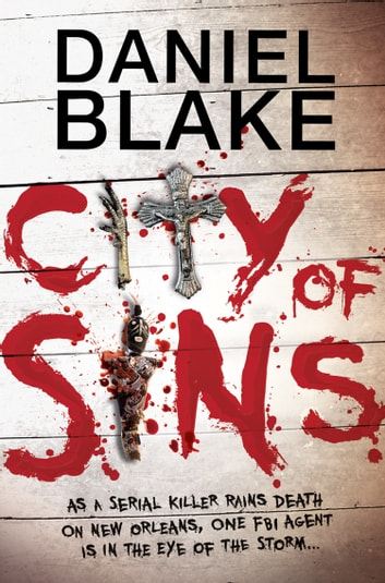 City of Sins ebook by Daniel Blake