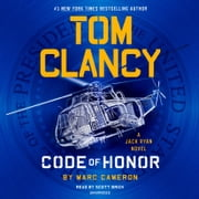 Tom Clancy Code of Honor audiobook by Marc Cameron
