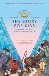 NIrV, The Story of Jesus for Kids, eBook - Experience the Life of Jesus as one Seamless Story ebook by Zondervan