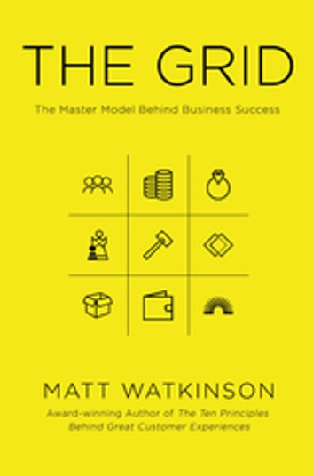 The Grid - The Decision-making Tool for Every Business (Including Yours) ebook by Matt Watkinson