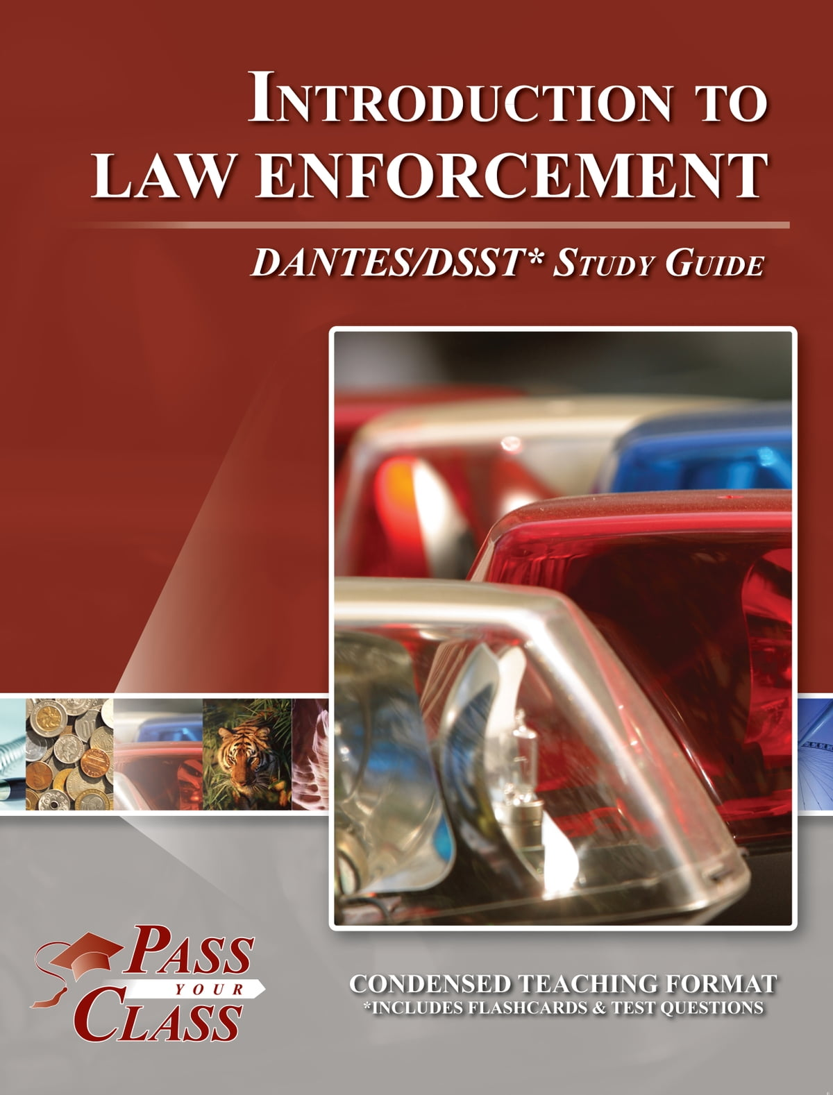 DSST Introduction to Law Enforcement DANTES Test Study Guide ebook by Pass  Your Class Study Guides - Rakuten Kobo