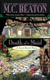 Death of a Maid ebook by M. C. Beaton
