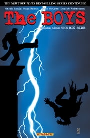 The Boys Vol. 9: Big Ride ebook by Garth Ennis