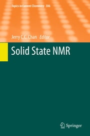Solid State NMR ebook by Jerry C. C. Chan