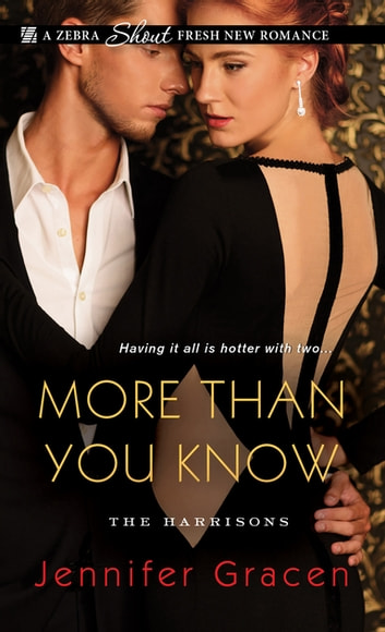 More Than You Know ebook by Jennifer Gracen